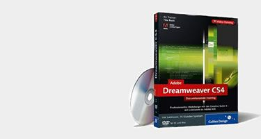 Adobe Dreamweaver CS4 – Das umfassende Video-Training