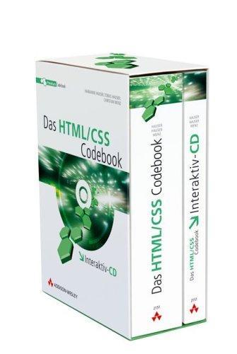 HTML / CSS Codebook.