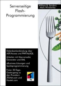 Serverseitige Flash-Programmierung, m. CD-ROM