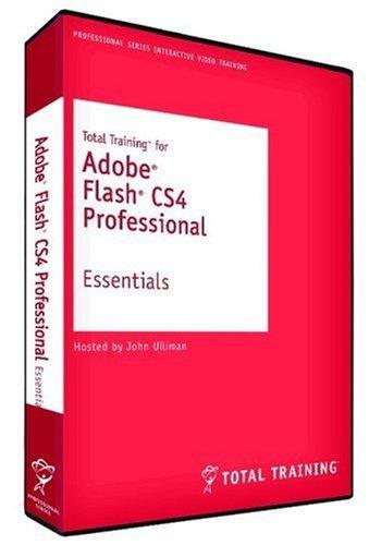 Total Training for Adobe Flash CS4 Professional: Essentials (PC