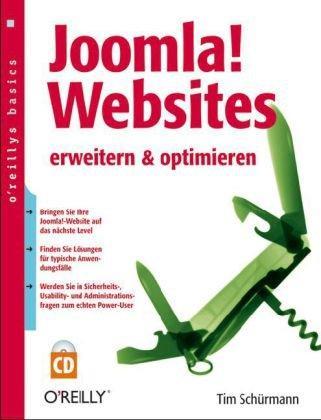 Joomla!- Websites erweitern und optimieren. oreillys basics.