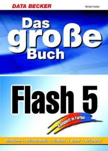 Das große Buch Flash 5 ( m. CD-ROM)