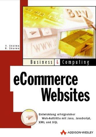 eCommerce Websites . Entwicklung erfolgreicher Web-Auftritte