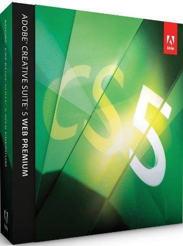 Adobe Creative Suite 5 Web Premium englisch