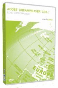 Adobe Dreamweaver CS3 Core Video Training (DVD-ROM) (PC/Mac)
