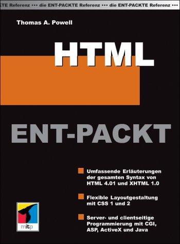 HTML Ent-packt.