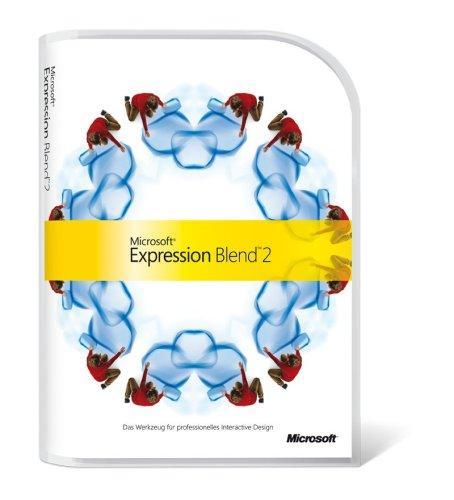 Microsoft Expression Blend 2 Upgrade deutsch