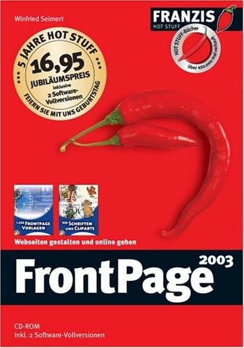 FrontPage 2003 / inkl. CD-ROM