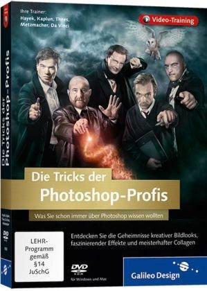 Die Tricks der Photoshop-Profis
