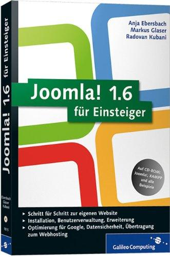 Joomla! 1.6 für Einsteiger (Galileo Computing)
