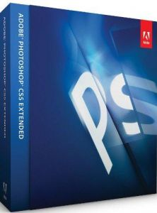 Adobe Photoshop Extended Creative Suite 5 englisch