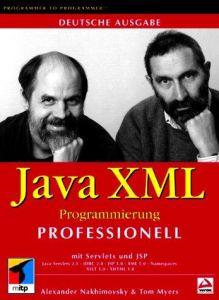 Java XML Programmierung professionell.Web-Applikationen