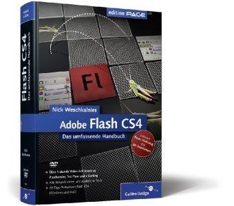 Adobe Flash CS4: Das umfassende Handbuch