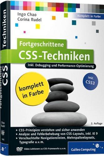 Fortgeschrittene CSS-Techniken: Inkl. Debugging (Galileo