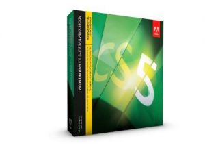 Adobe Creative Suite 5.5 Web Premium - STUDENT AND TEACHER