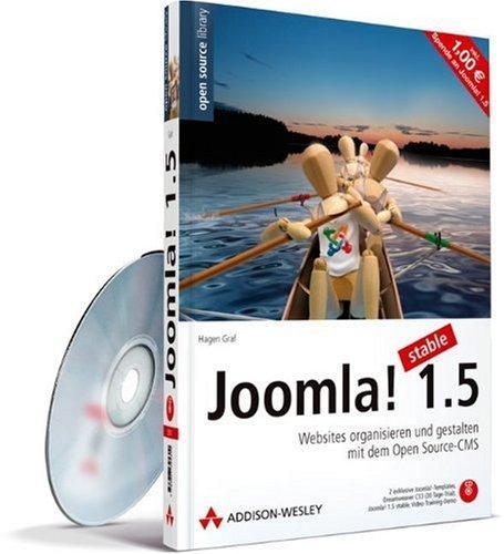 Joomla! 1.5: Websites organisieren und gestalten mit dem Open