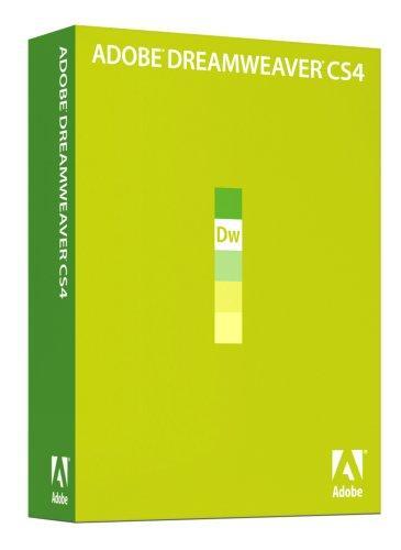 Adobe Dreamweaver CS4 deutsch