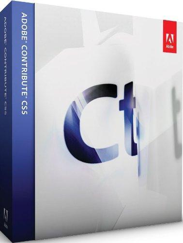 Adobe Contribute Creative Suite 5 deutsch