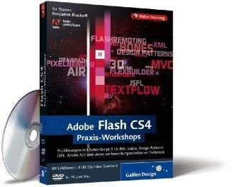 Adobe Flash CS4 - Praxis-Workshops