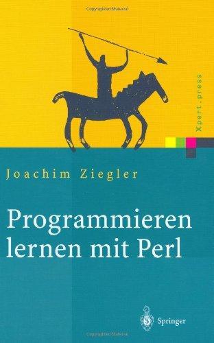 Programmieren lernen mit Perl
