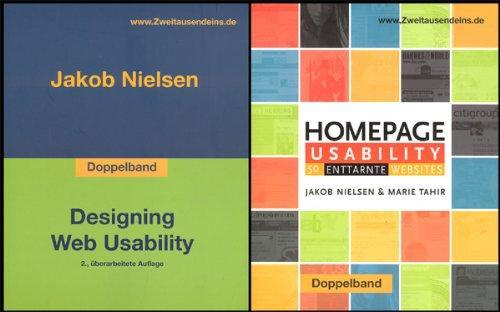 Doppelband: Designing Web Usability / Homepage Usability