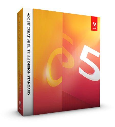 Adobe Creative Suite 5.5 Design Standard englisch MAC