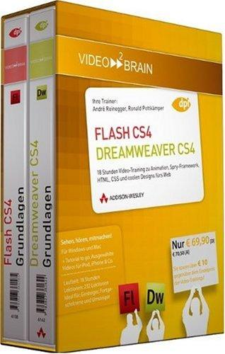 Adobe Flash CS4/Adobe Dreamweaver CS4 - Bundle