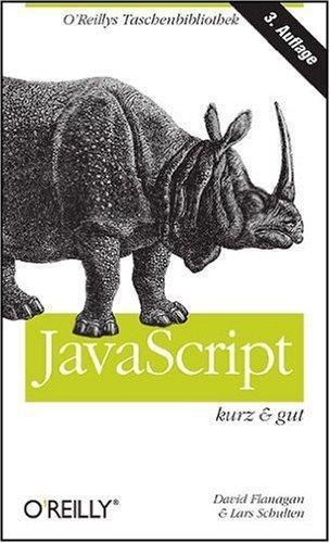JavaScript - kurz und gut