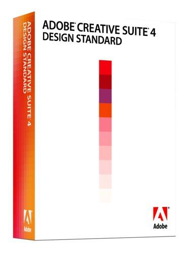 Adobe Creative Suite 4 Design Standard deutsch