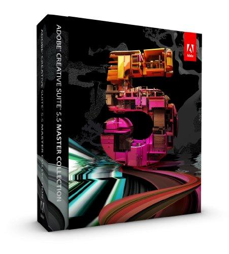 Adobe Creative Suite 5.5 Master Collection Upgrade* englisch WIN