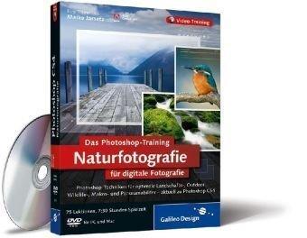 Adobe Photoshop für digitale Fotografie: Photoshop-Training: