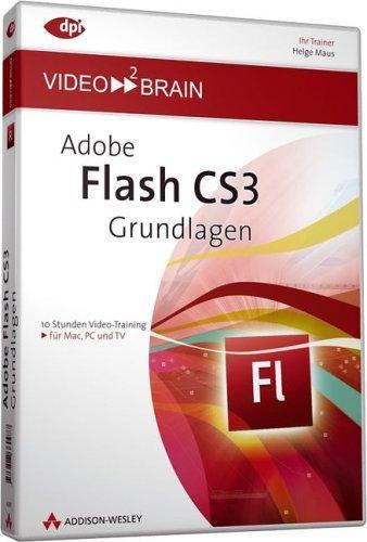 Adobe Flash CS3 - Grundlagen (DVD-ROM)