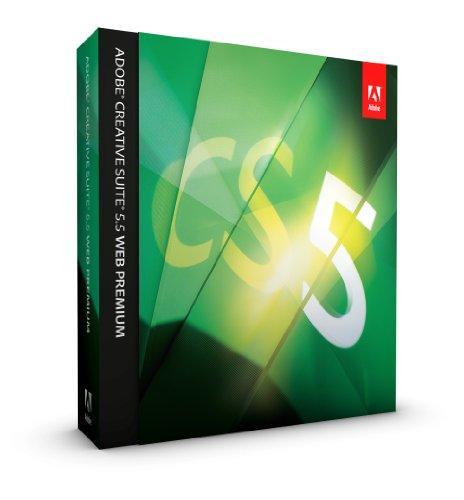 Adobe Creative Suite 5.5 Web Premium Upsell* englisch WIN