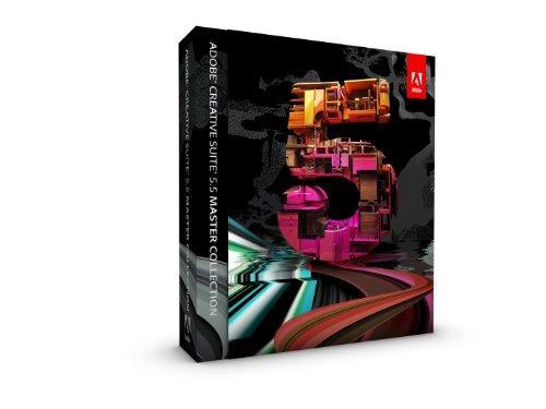 Adobe Creative Suite 5.5 Master Collection Upgrade* deutsch MAC