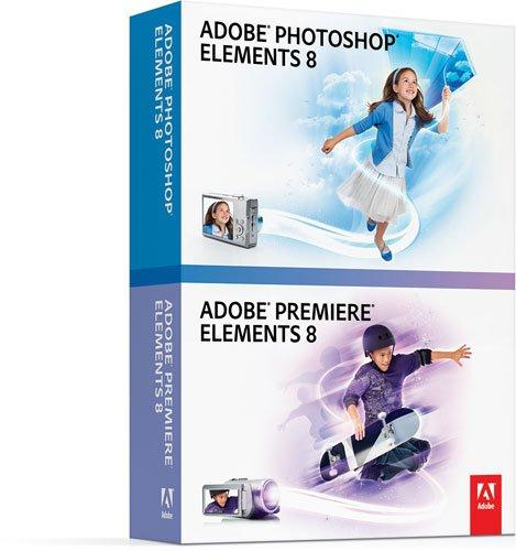 Adobe Photoshop Elements 8 & Adobe Premiere Elements 8 deutsch