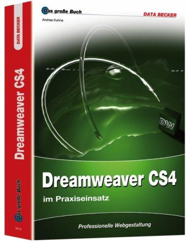 Das grosse Buch Dreamweaver CS4