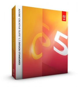 Adobe Creative Suite 5.5 Design Standard Upgrade* englisch MAC