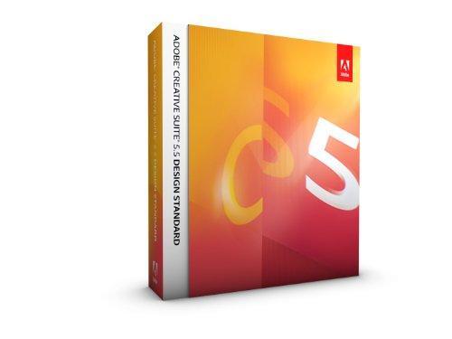 Adobe Creative Suite 5.5 Design Standard deutsch MAC