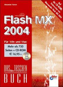 Macromedia Flash MX 2004, m. CD-ROM. Das bhv Taschenbuch