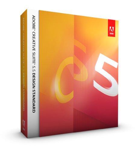 Adobe Creative Suite 5.5 Design Standard englisch WIN