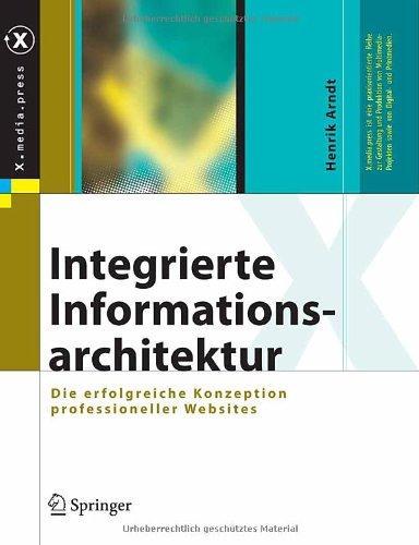 Integrierte Informationsarchitektur - Die erfolgreiche
