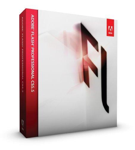 Adobe Flash Pro Creative Suite 5.5 Upgrade* englisch MAC