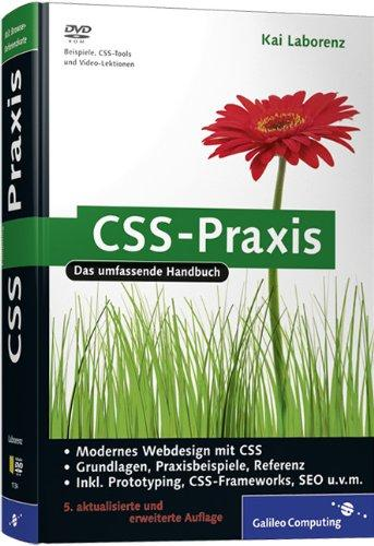 CSS-Praxis: Modernes Webdesign mit CSS, Grundlagen,