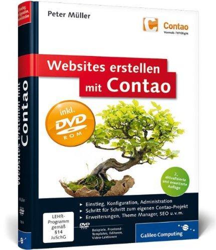 Websites erstellen mit Contao: Projekte mit mit dem Contao