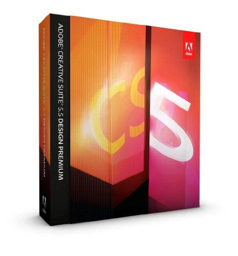 Adobe Creative Suite 5.5 Design Premium englisch WIN