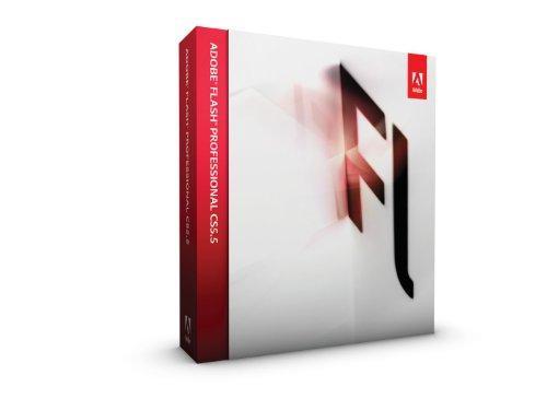 Adobe Flash Pro Creative Suite 5.5 französisch WIN