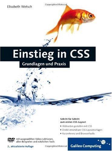 Einstieg in CSS: Inkl. CSS-Layouts, direkt einsetzbare