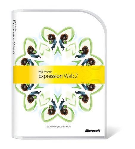 Microsoft Expression Web 2 Upgrade deutsch