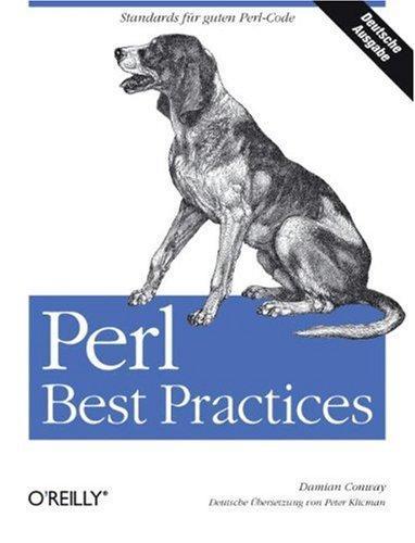 Perl - Best Practices - Deutsche Ausgabe