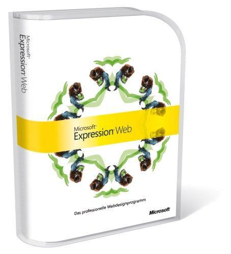Microsoft Expression Web Upgrade